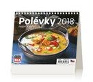 Kalendář stolní 2018 - MiniMax Polévky nejen k večeři