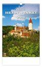 Kalendář nástěnný 2018 - Naše hrady a zámky