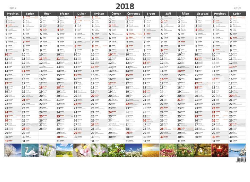 Planovaci Rocni Mapa 2018 A1 Obrazkova Sevt Cz