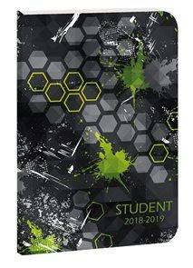 Školní diář Student 2018/19 Space