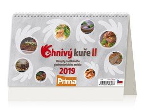 Kalendář stolní 2019 - Ohnivý kuře