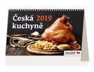 Kalendář stolní 2019 - Česká kuchyně