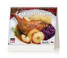 Kalendář stolní 2019 - Minimax Česká kuchyně