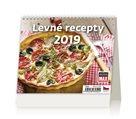 Kalendář stolní 2019 - Minimax Levné recepty