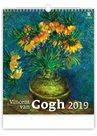 Kalendář nástěnný 2019 - Vincent van Gogh