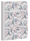 Školní diář Student 2019/20 Paris love
