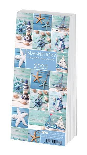 Stil Trhací magnetický kalendář 2020 týdenní - Maritime