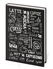 Stil Diář 2020 LYRA A5 denní - Coffee