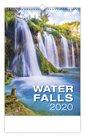 Kalendář nástěnný 2020 - Waterfalls
