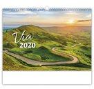 Kalendář nástěnný 2020 - Via