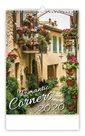 Kalendář nástěnný 2020 - Romantic Corners