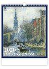 Kalendář nástěnný 2020 - Impressionism