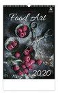 Kalendář nástěnný 2020 - Food Art