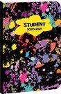 Školní diář Student 2020/21 Paintball