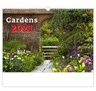 Kalendář nástěnný 2021 - Gardens