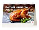 Kalendář stolní 2021 - Domácí kuchařka