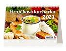 Kalendář stolní 2021 - Hrníčková kuchařka
