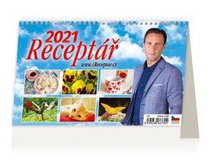 Kalendář stolní 2021 - Receptář