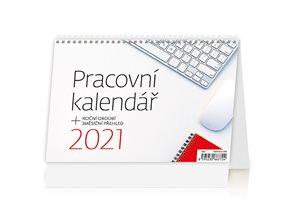 Kalendář stolní 2021 - Pracovní kalendář