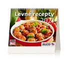 Kalendář stolní 2021 - MiniMax Levné recepty