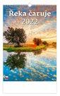 Kalendář nástěnný 2022 - Řeka čaruje