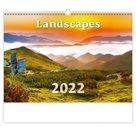 Kalendář nástěnný 2022 - Landscapes
