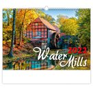 Kalendář nástěnný 2022 - Water Mills
