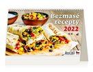 Kalendář stolní 2022 - Bezmasé recepty