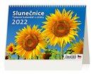 Kalendář stolní 2022 - Slunečnice