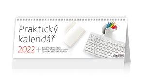 Kalendář stolní 2022 - Praktický kalendář