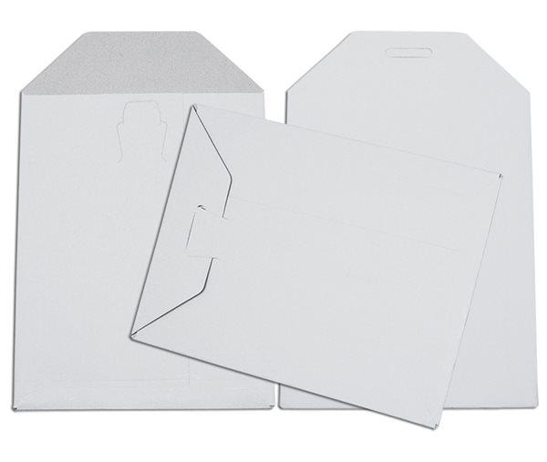 Prostorová obálka B5 20 × 26 cm karton