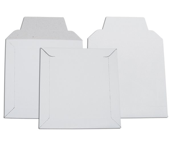 Prostorová obálka CD 16 × 16 cm karton