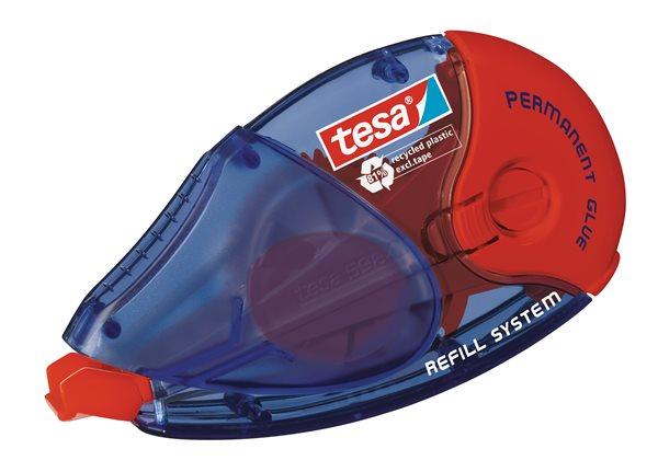 Tesa Lepicí roller permanentní s výměnnou náplní, 8,4mm