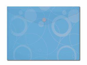 PP Desky s drukem A4 Neo Colori - modrá