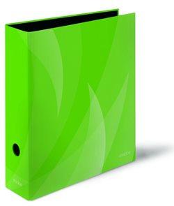 PP Pořadač pákový A4 Shadow 8cm - zelená