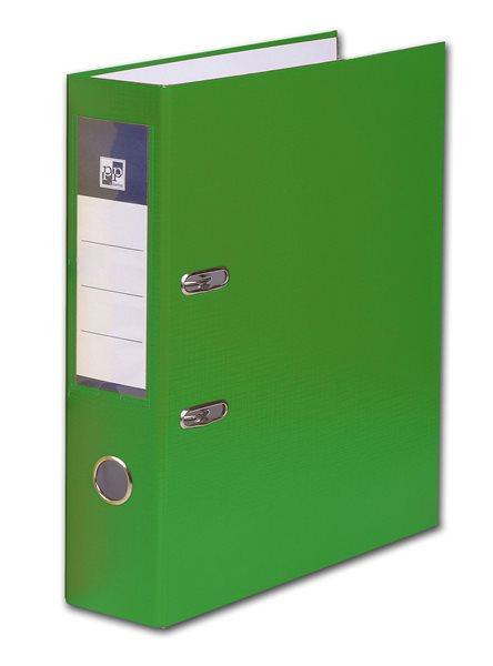 PP Pákový pořadač plastový A4 PP 7cm - zelený