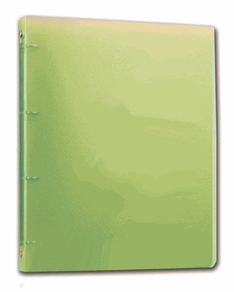PP Pořadač 4kroužek Opaline A4 2cm - zelená