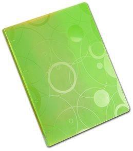 PP Pořadač 4kroužek Neo Colori A4 2cm - zelená