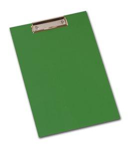 PP Psací podložka NEO COLORI lamino A4 s klipem - zelená