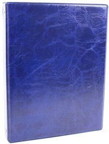 Karton PP Karis blok A5 100 listů bez registru - modrý
