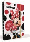 Karton PP Desky na sešity s boxem A5 - Minnie vzor 2013