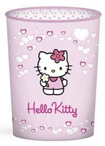 Karton PP Odpadkový koš - Hello Kitty