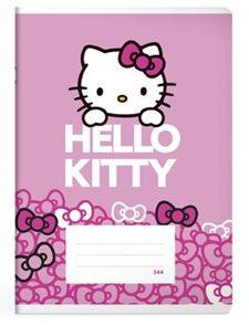 Sešit A5 40 l. linkovaný 544 - Hello Kitty