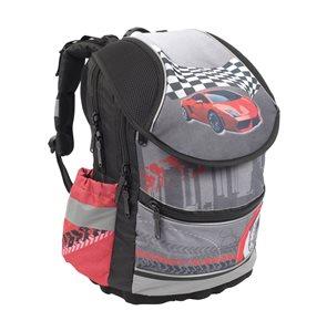 Školní batoh PLUS - Auto