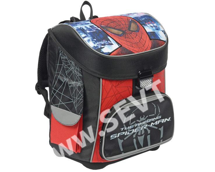 Školní batoh Premium - Spiderman - SEVT.cz cf01f92ff0