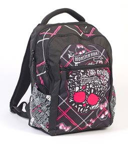 Školní batoh Soft - Monster High