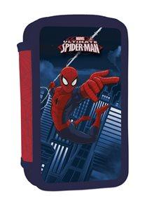 Školní penál - Spiderman - 2 patrový
