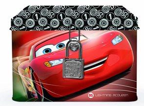 Karton PP Pokladnička - Cars 2014
