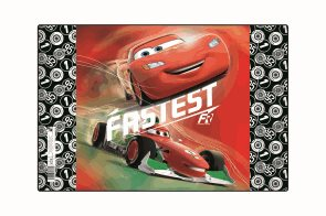 Karton PP Podložka na stůl - Cars 2014