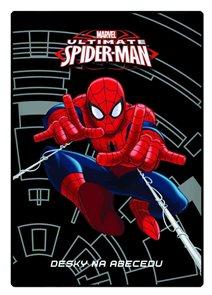 Karton PP Desky na abecedu - Spiderman 2014